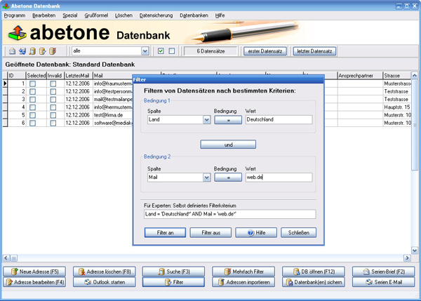 Datenbank Software Kostenlos