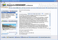 NewsletterDesigner pro