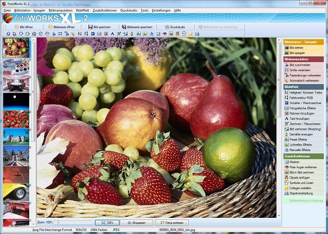 Gratis Bildbearbeitung und Fotoeffekte online - kostenlos