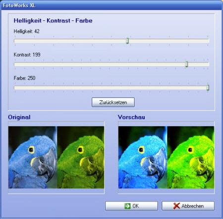 Modifier les images - Photo Logiciel en francais